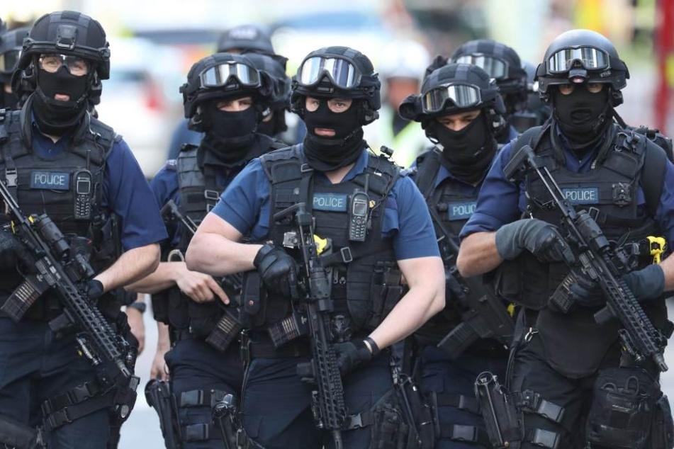 Nach dem Anschlag in London hat die Polizei einen 30-Jährigen festgenommen. (Symbolbild)