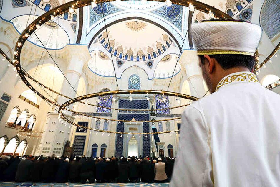 Platz für 63.000 Gläubige! Hier steht die neue Mega-Moschee