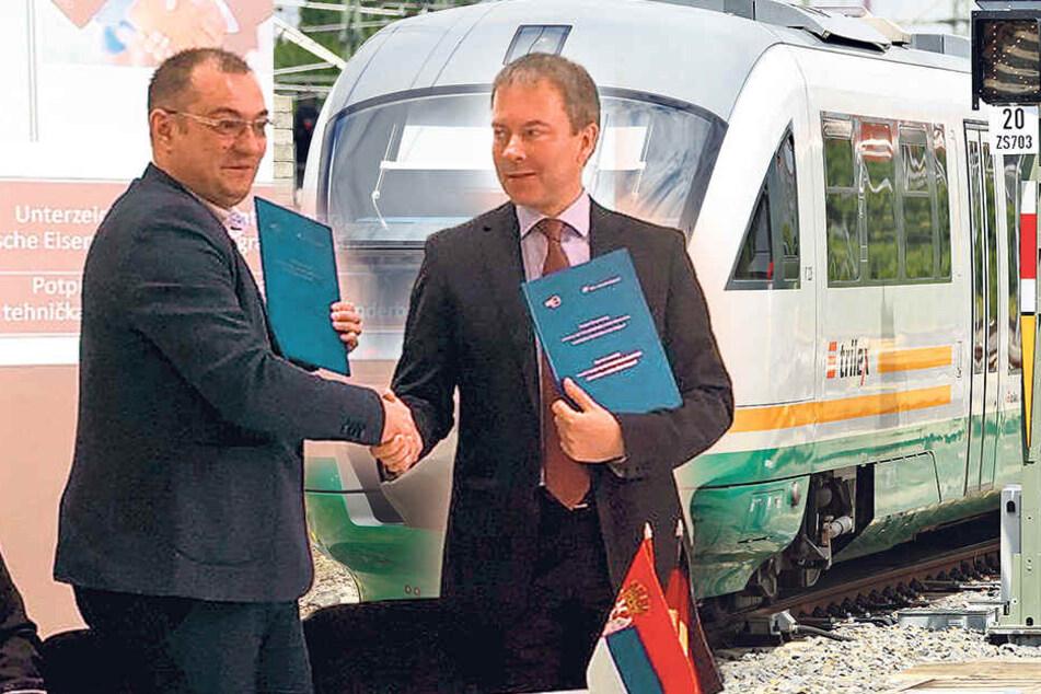 Fachkräftemangel! Länderbahn sucht neue Lokführer in Serbien