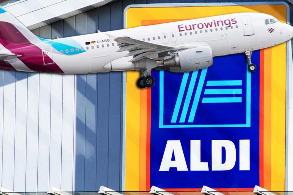Verkauft Aldi ab heute wirklich Flugtickets?