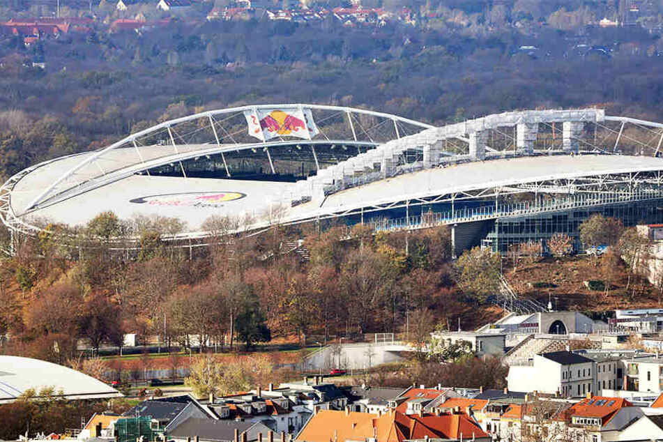 Bis 2022 sollen die Arbeiten an der Red Bull Arena abgeschlossen sein.