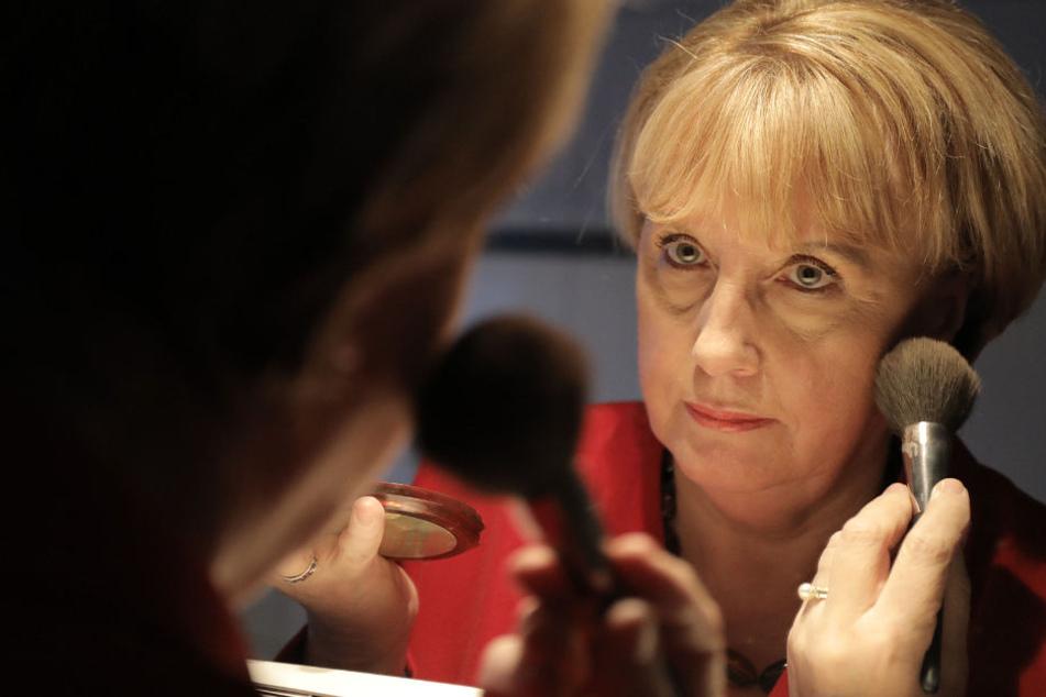 Zum Verwechseln ähnlich: Darauf freut sich Merkels Double jetzt am meisten