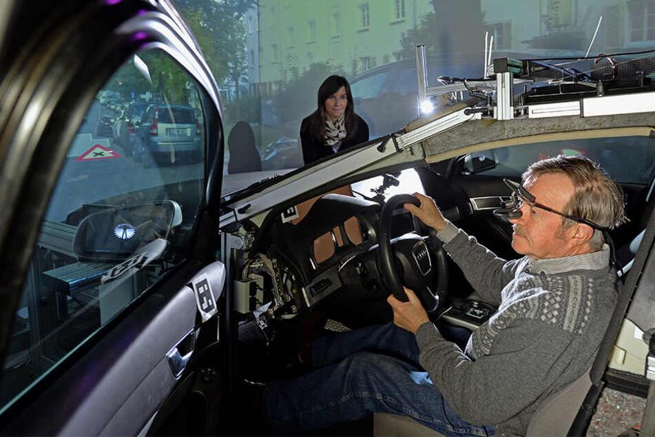 Versuchskaninchen gesucht! TU Chemnitz testet autonomes Fahren