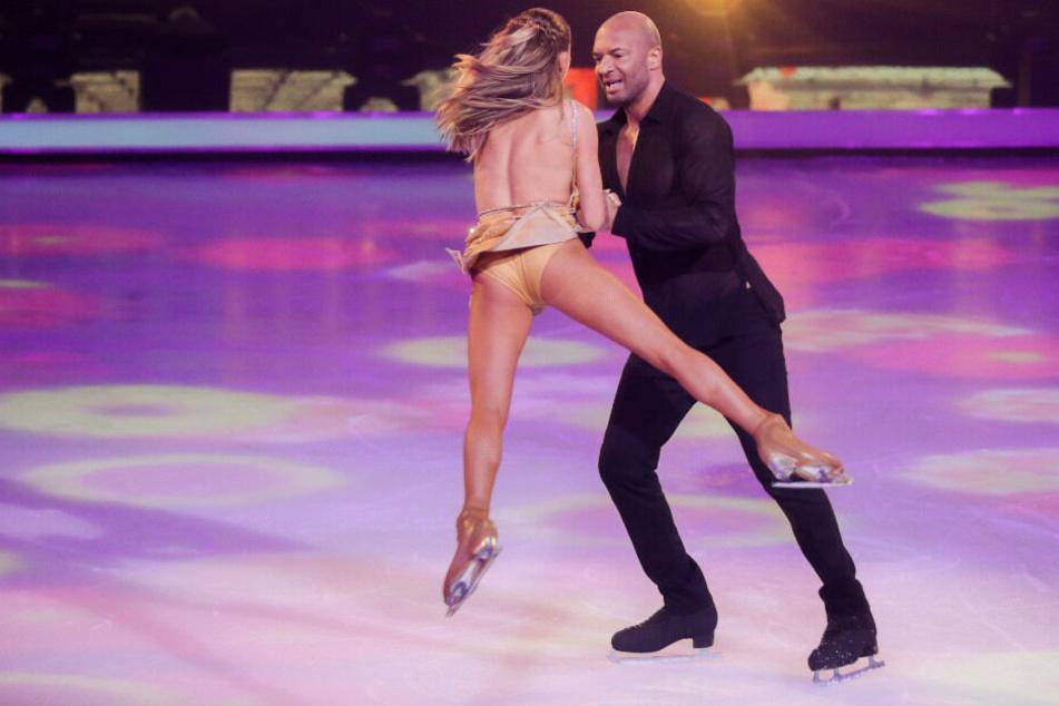 "Erst stürzt Detlef D! Soost bei ""Dancing on Ice"", dann weint er Sturzbäche"