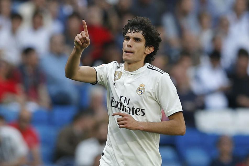 Der Spanier Jesus Vallejo spiele in den Kaderplanungen der Eintracht laut Bobic angeblich keine Rolle.
