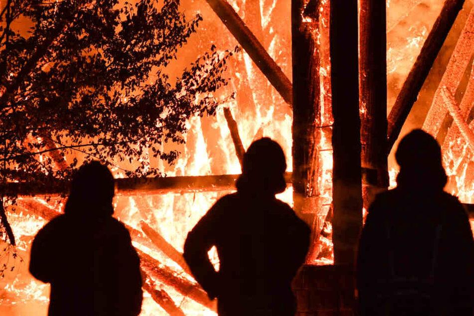 Nach Brand-Serie in Frankfurt: Polizei gibt Jagd nach Feuerteufel auf