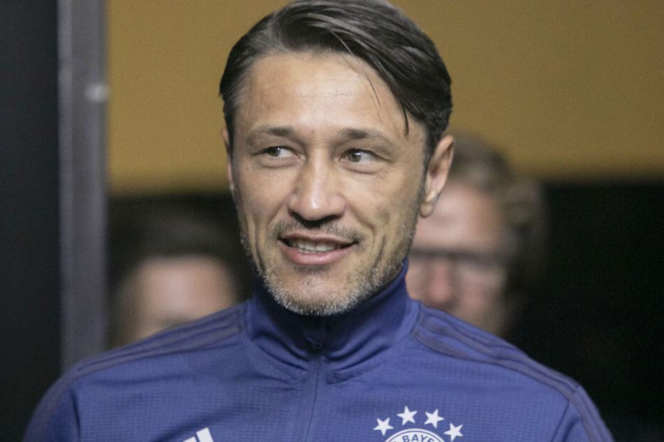 Bayern-Trainer Niko Kovac hat aktuell einen deutlich zu dünnbesetzten Kader.