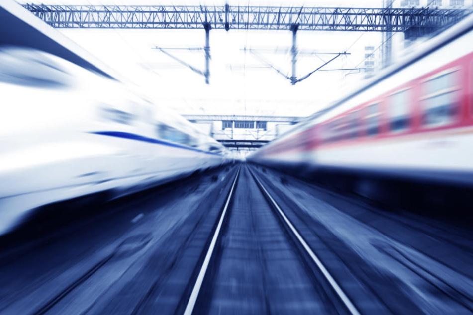 Attacke im Zug: Schwarzfahrerin beisst Schaffner halben Finger ab