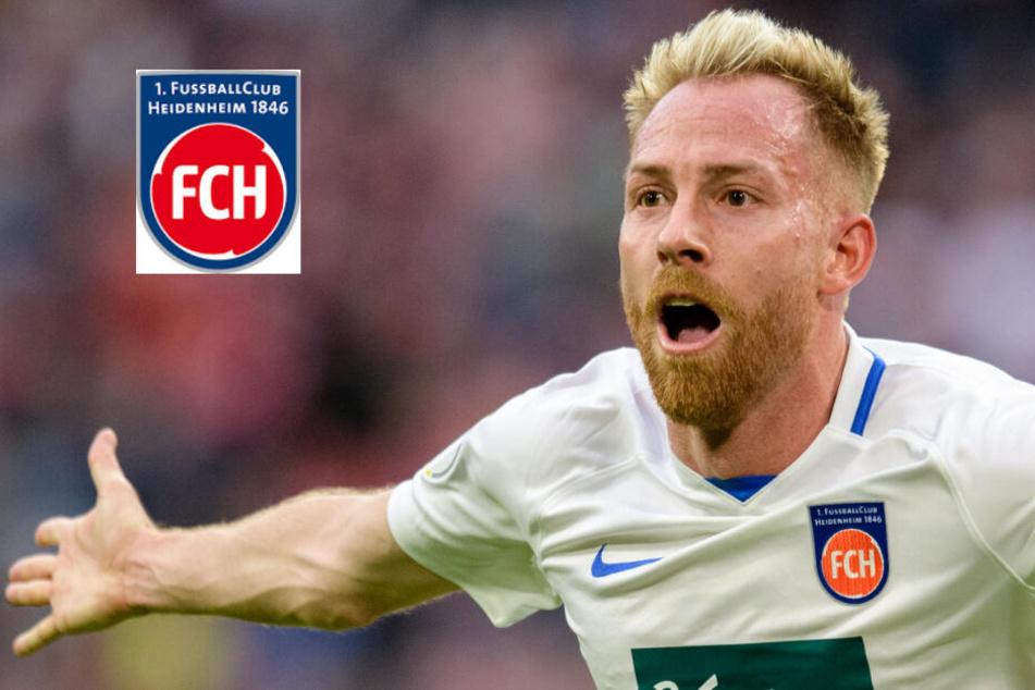 """Irrer Pokal-Fight! Heidenheim macht sein """"Spiel des Lebens"""" gegen die Bayern"""