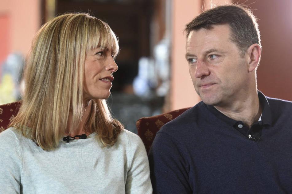 Kate und Gerry McCann wurden in den vergangenen Jahren öfter mit dem Verschwinden ihrer Tochter Maddie in Verbindung gebracht.