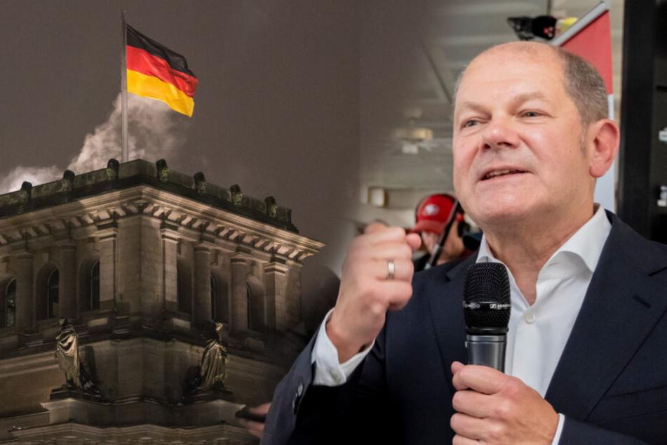 """""""Chance stärkste Partei zu werden"""": Scholz spricht über die SPD"""