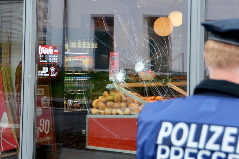 Die tödlichen Schüsse fielen in der Eisenhowerstraße in Fulda bei einer Bäckerei.