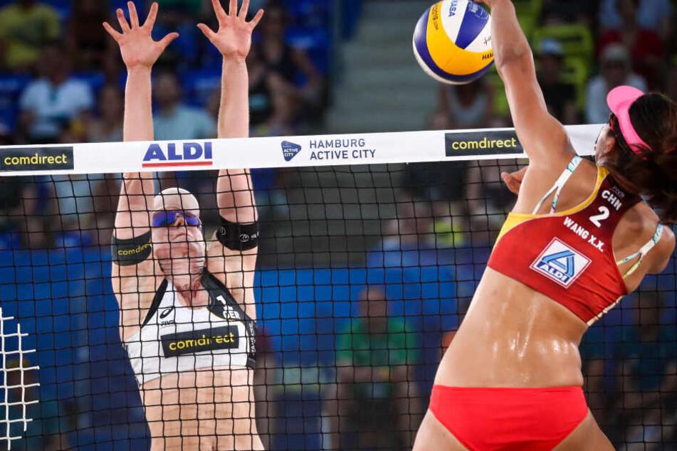 Beachvolleyball-WM: Zweites deutsches Team vorzeitig in K.o.-Runde