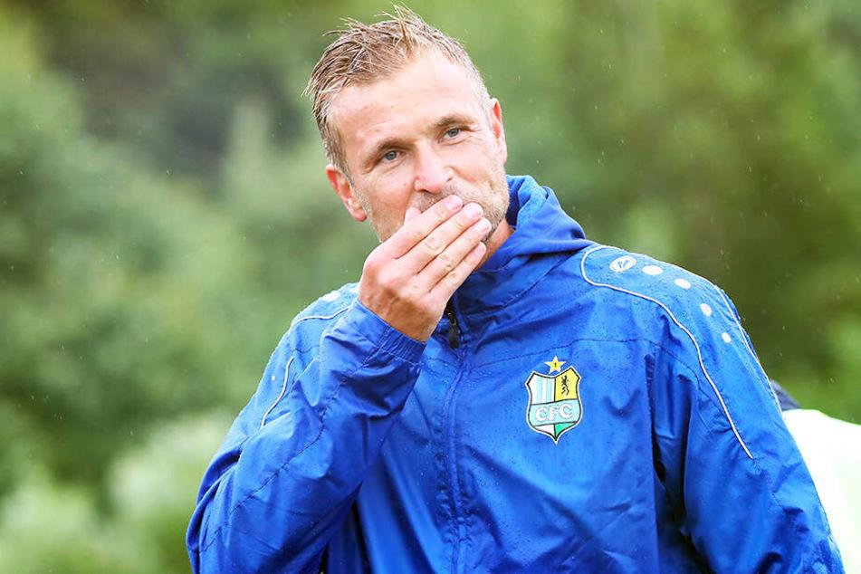 CFC-Trainer David Bergner hofft, dass die Pokalpartie gegen den Hamburger SV zu einer Initialzündung für seine Mannschaft wird.