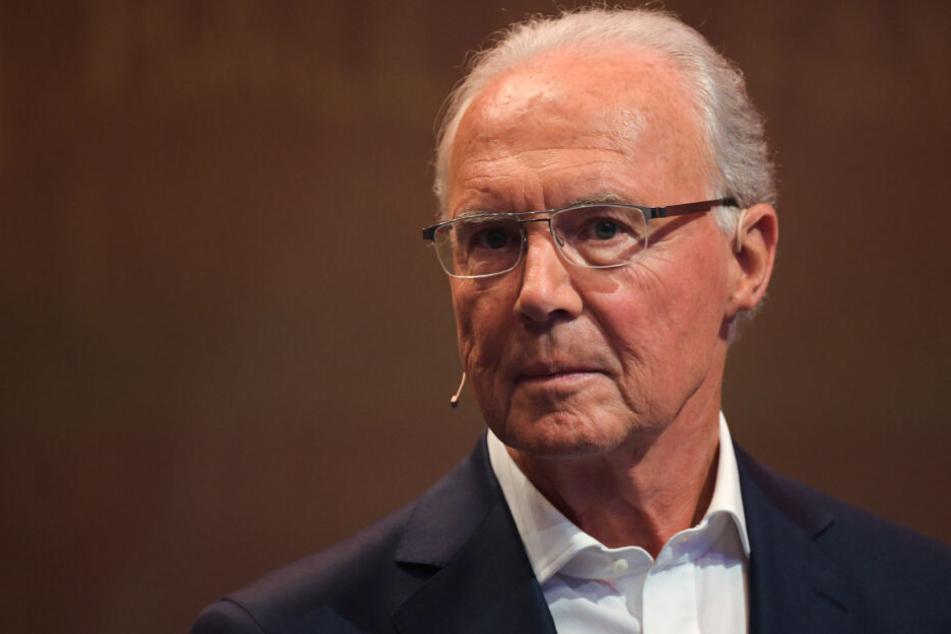 Franz Beckenbauer hält den Trainerposten für die schwierigste Aufgabe im Fußball-Geschäft.