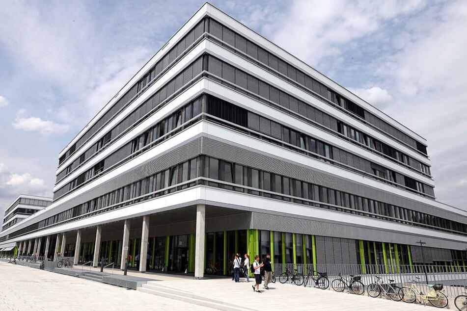 """Die Universität Bielefeld hat bei dem """"Humboldt-Ranking"""" sehr gut abgeschnitten."""