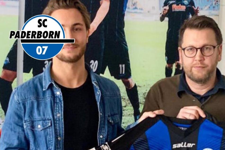 SC Paderborn: Felix Drinkuth kommt aus Norderstedt
