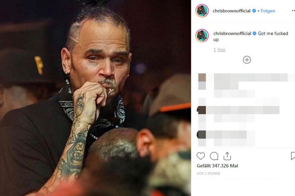 R&B-Ikone Chris Brown wird wohl auch im Alter sein Bad-Boy-Image nur schwer ablegen können.