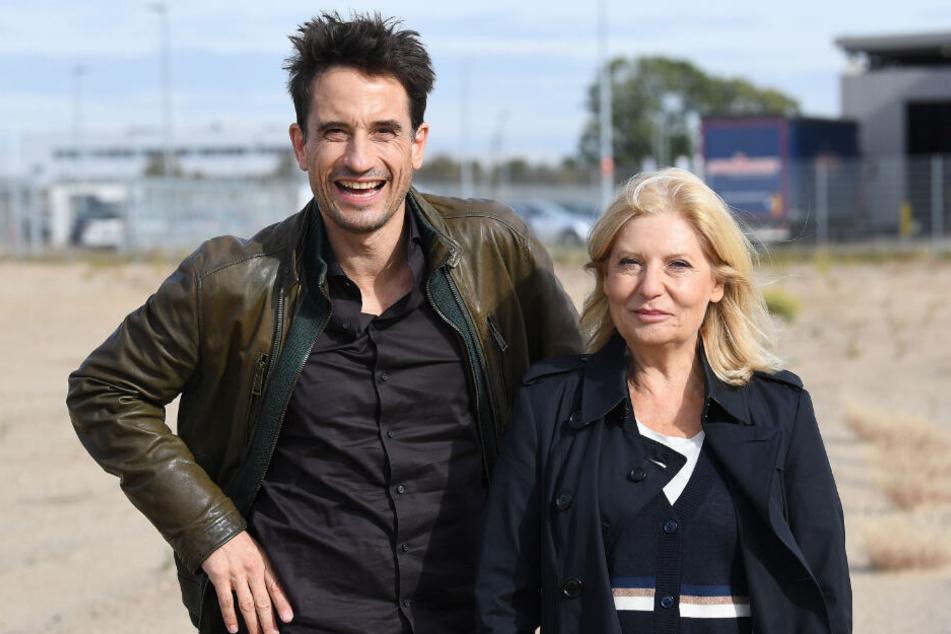 Das Bremer Tatort-Duo Oliver Mommsen und Sabine Postel freuen sich auf die Zeit danach.