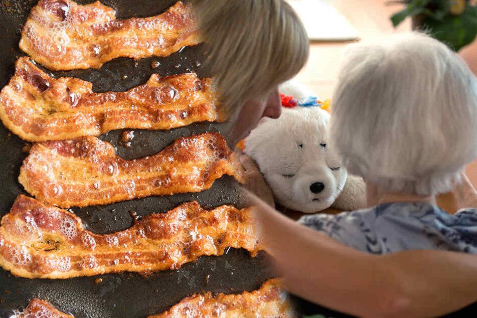 Demenz-Risiko erhöht: Bacon & Co. sind nicht nur schlecht für Deine Figur