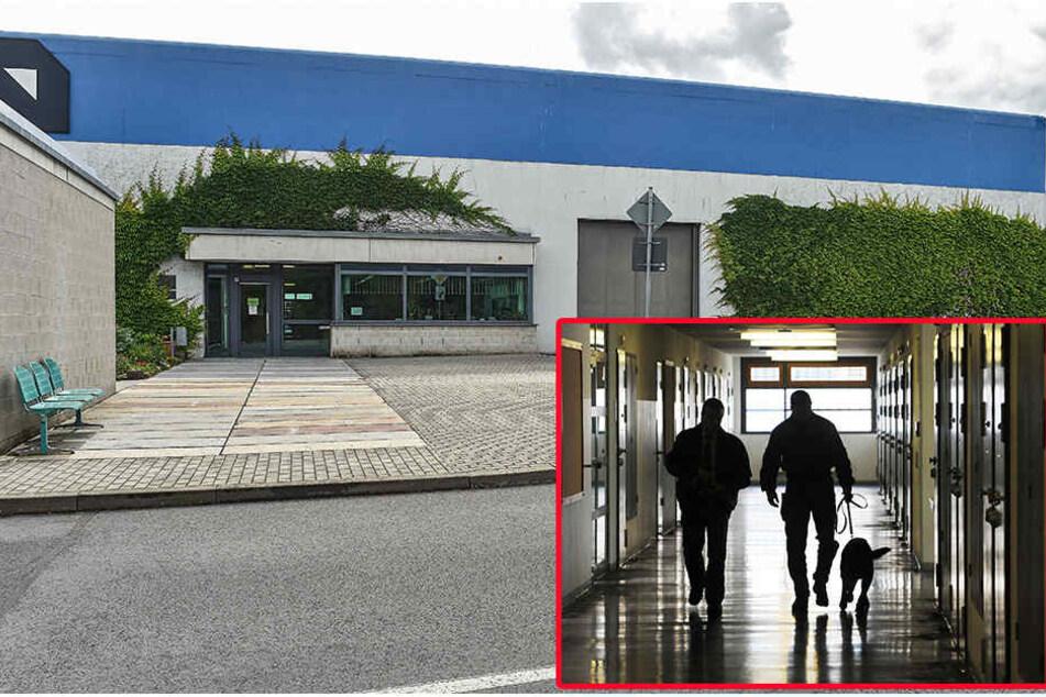 Alarm im Knast! Waffe in der JVA Dresden verschwunden