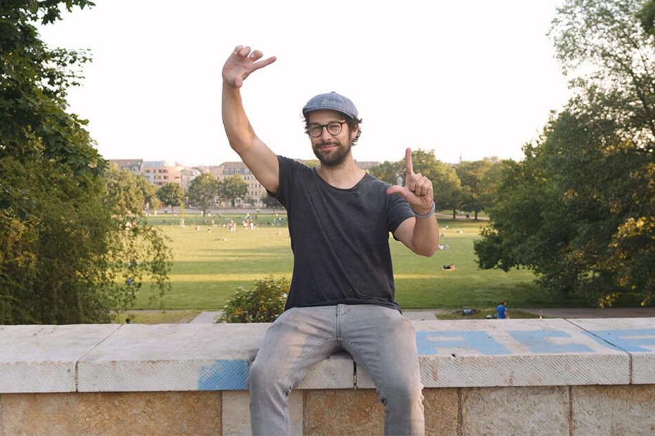 Der preisgekrönte Filmemacher Sebastian Linda (35) sucht Video-Clips für den Kulturerbefilm.