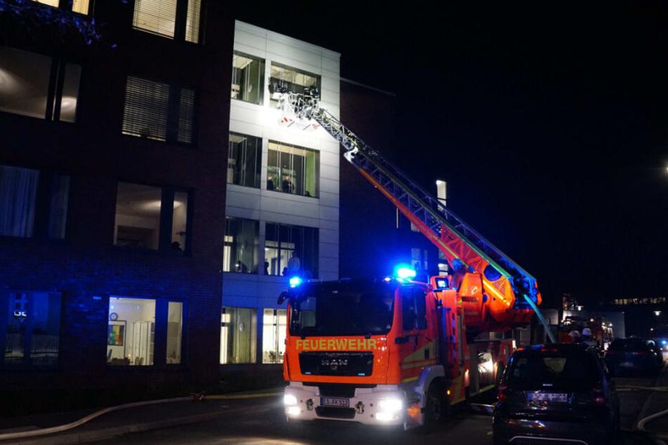 Tödlicher Brand im Krankenhaus: 24-Jähriger festgenommen!