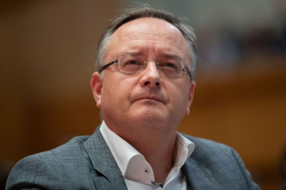 Der neue starke Mann der Südwest-SPD: Andreas Stoch.