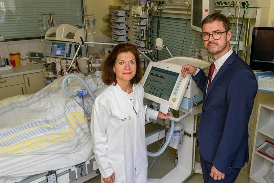 Kampf gegen Blutvergiftung: Dresden bekommt ein Sepsis-Zentrum