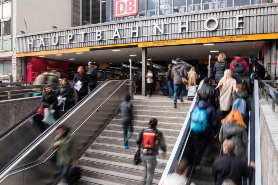 Am Hauptbahnhof in München hat ein Paket für große Unruhe gesorgt. (Archivbild)