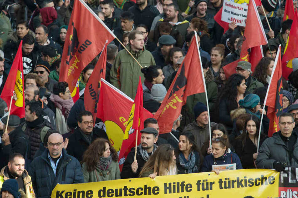 Die Demonstration ist ab 15 bis ca. 17.30 Uhr angesetzt (Symbolbild).
