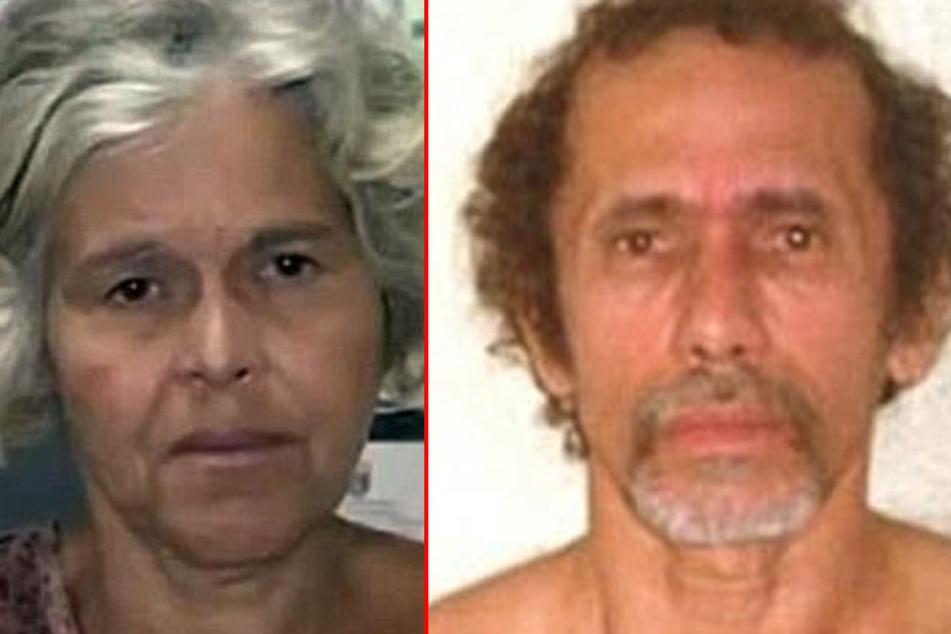 Jorge Beltrao Negromonte da Silveira mit seiner Frau Isabel Pires.