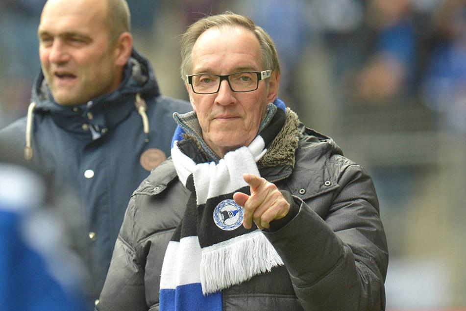 Mögliche Entscheidungen am 33. Spieltag der 2. Bundesliga