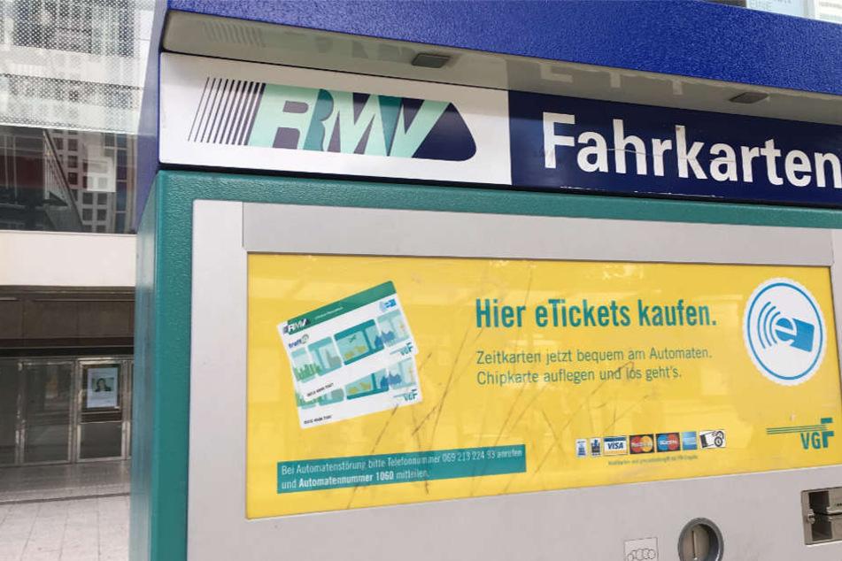 Einzelfahrscheine in Frankfurt werden 15 Cent billiger.