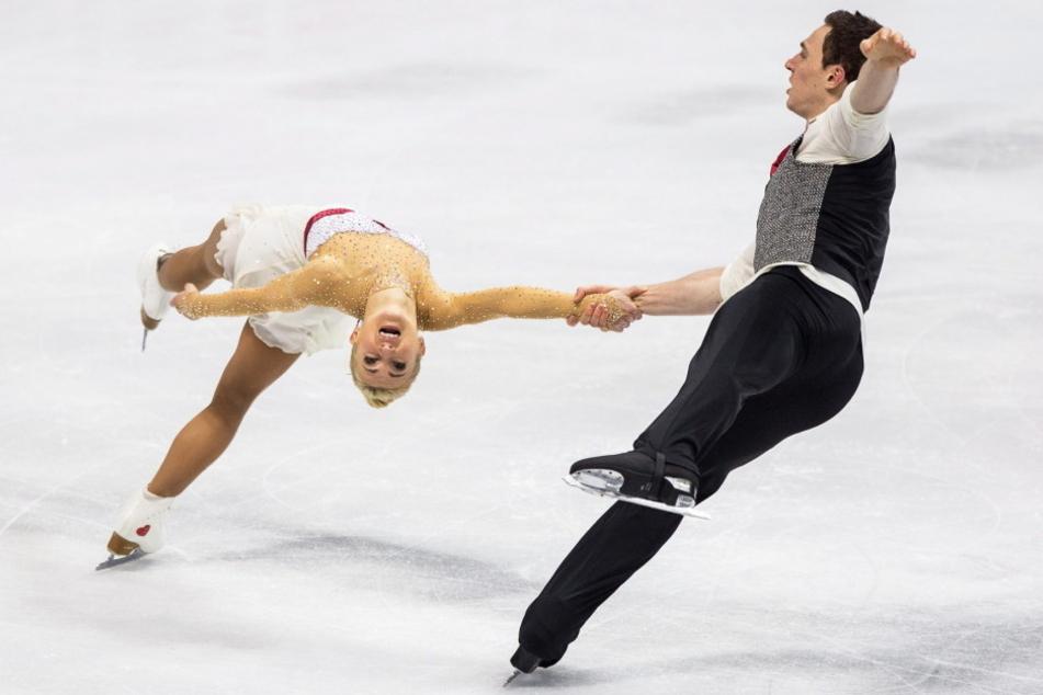Was ist für Aljona Savchenko und Bruno Massot bei der WM in Helsinki  drin?