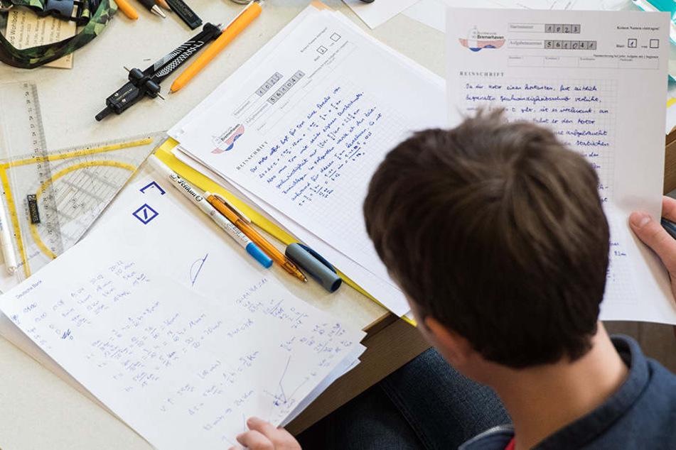 Klausur zu schwer: Proteste gegen Englisch-Prüfung in NRW