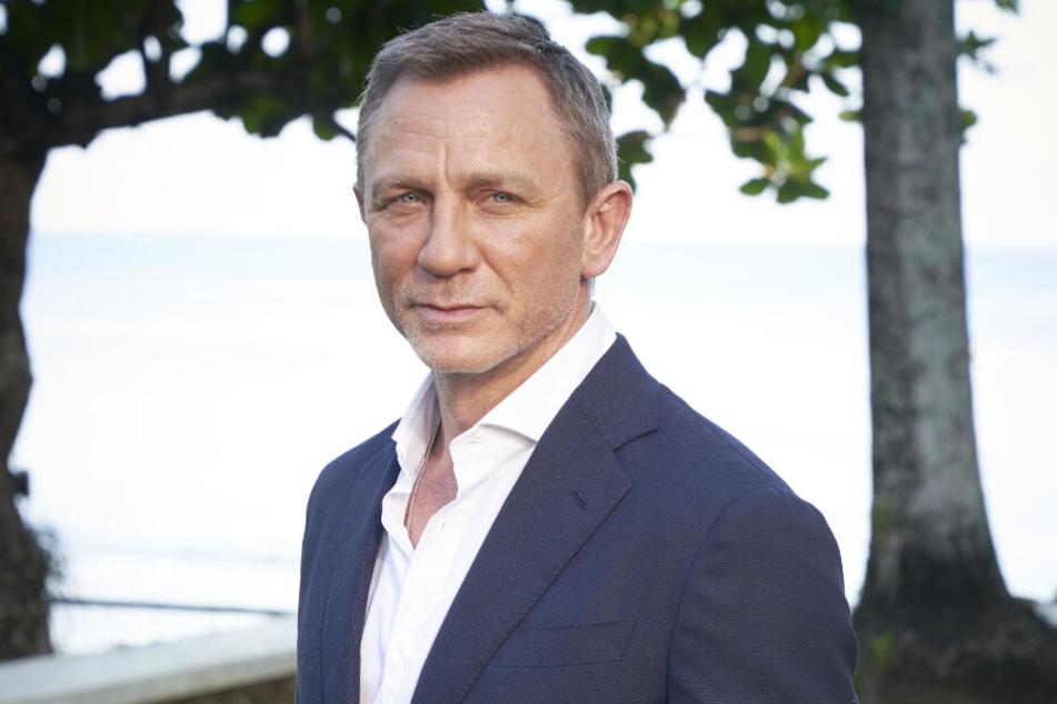 Daniel Craig (51) wird ab dem 2. April ein letztes Mal in der Rolle des James Bond in den deutschen Kinos zu sehen sein.