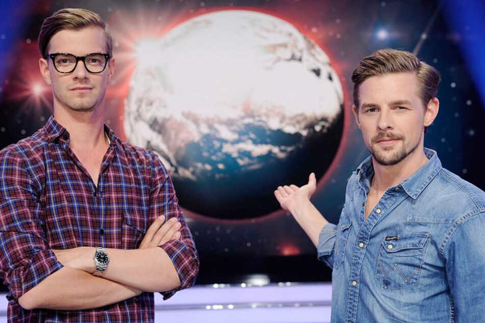 """So fing damals an: 2012 ging """"Joko und Klaas - Das Duell um die Welt"""" erstmals auf Sendung."""
