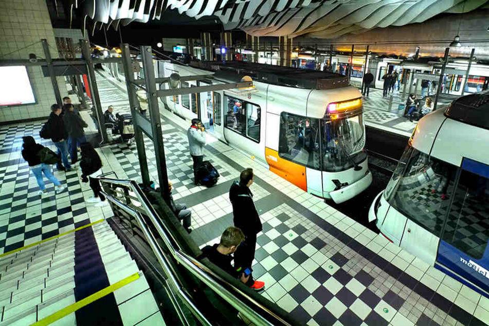 Seit fast sechs Jahren fährt der Vamos auf der Linie 4 Richtung Uni.