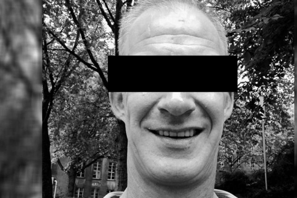 Knapp eine Woche war Martin Franz B. (45) auf der Flucht. Samstagabend ging er Spezialkräften in Halle (Saale) ins Netz.