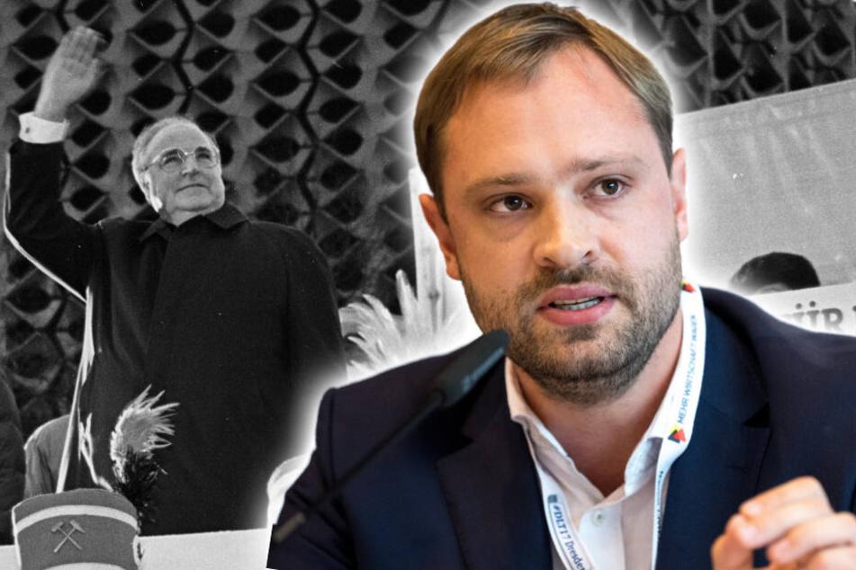 Chemnitz: CDU will neuen Anlauf für Helmut-Kohl-Straße