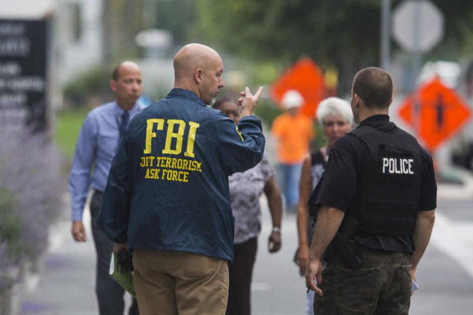 Das FBI nahm den ehemaligen Marinesoldaten fest (Symbolbild).