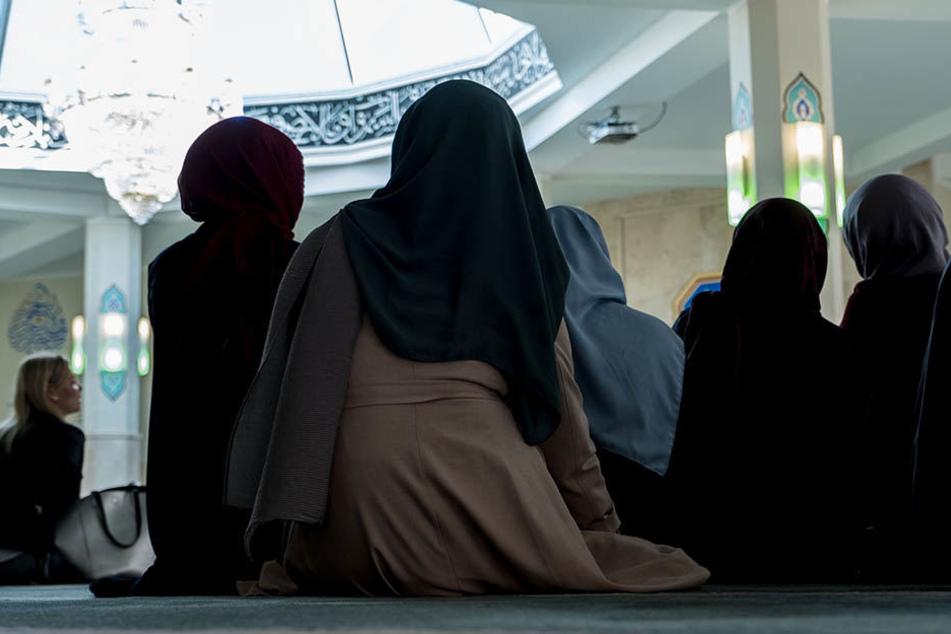 Im vergangenen Jahr hat es laut Bundesinnenministerium 950 Attacken auf Muslime gegeben.