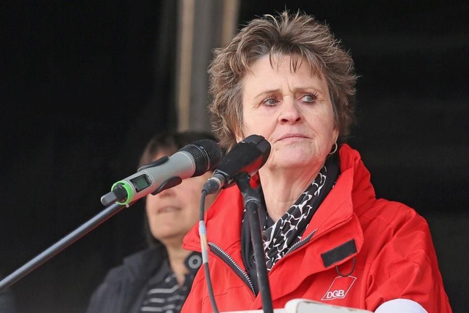 Sabine Zimmermann.