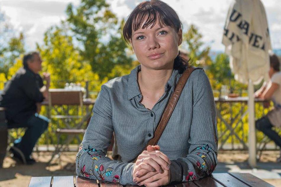 """""""Junge Alternative""""-Vorstand Franziska Schreiber (27) trat aus der AfD aus, weil die Partei ihr zu rechts  wurde."""