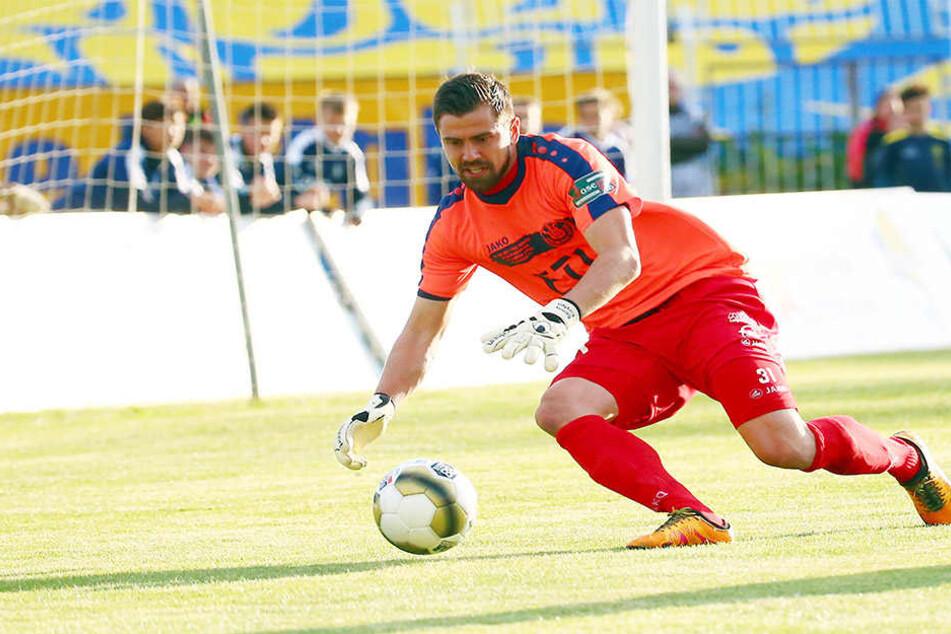 Nach zahlreichen Rückschlägen läuft es für Benny Kirsten bei Lok Leipzig derzeit wie am Schnürchen.