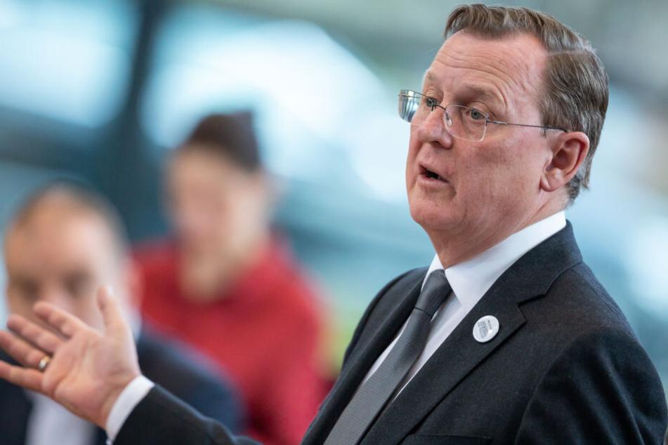 Thüringen-MP Ramelow wirft Bundesregierung Desinteresse am Osten vor