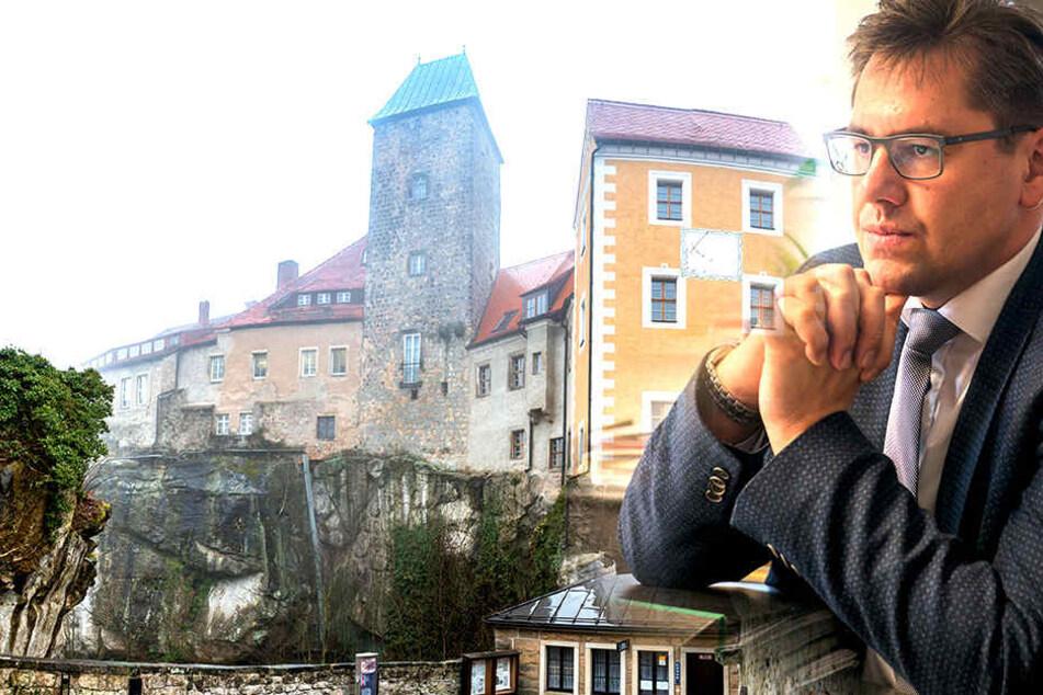 Bangen um Hohnstein! Sächsische Stadt kämpft ums Überleben