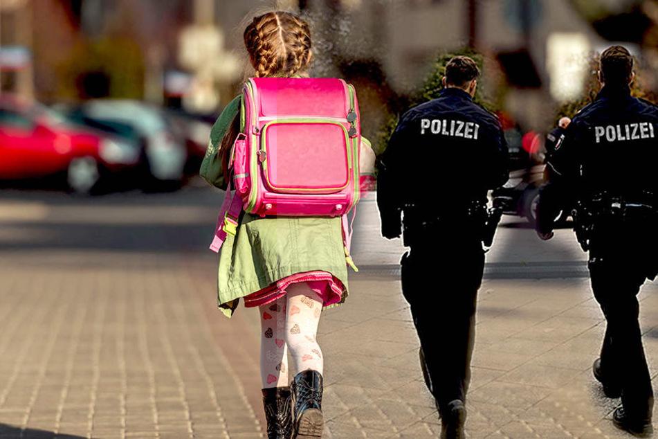 Zeugen gesucht! Fremder bedrängt Mädchen (12)