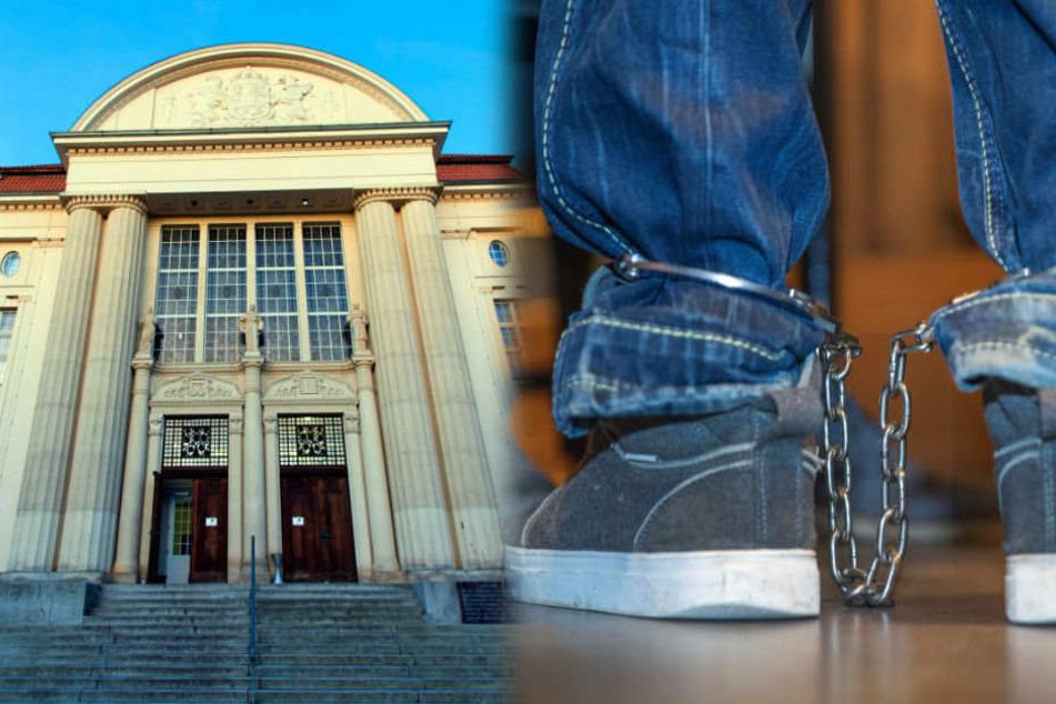 Das Landgericht Schwerin hat einen 32-Jährigen zu einer Haftstrafe. (Symbolbild)